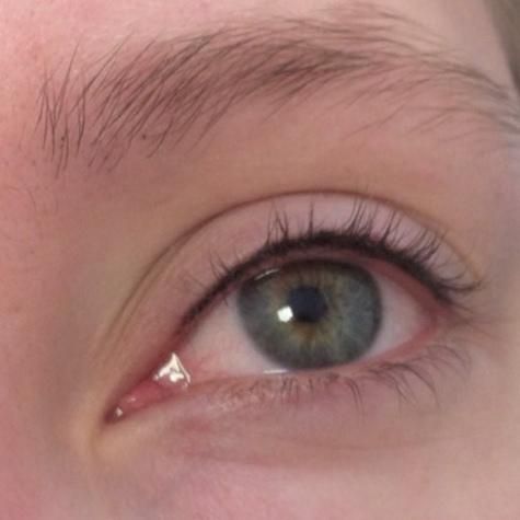 Dezentes Augen Make-up von Tanja Ullrich Inhaberin von Tanja`s Nail Cosmetic in Landau an der Isar